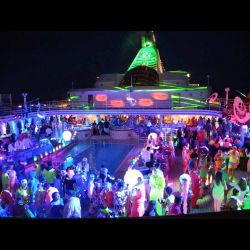 Cruise Ship Party - Croatia